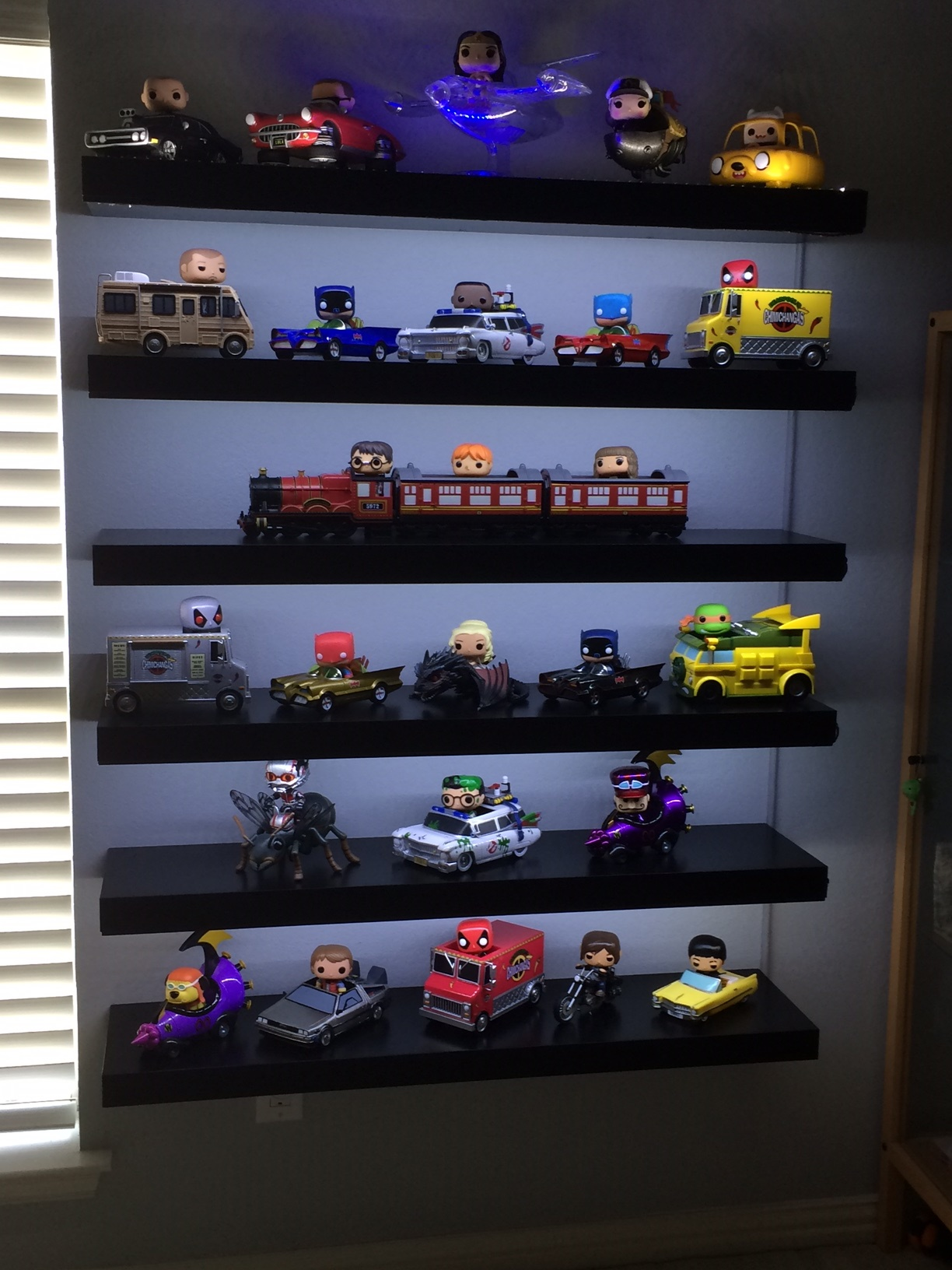 What does a complete Pop Rides collection look like? Come ...